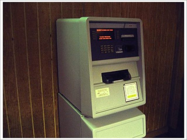 First ATM