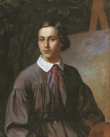 Ступин передаёт управление школой свободному художнику Николаю Михайловичу Алексееву, своему зятю