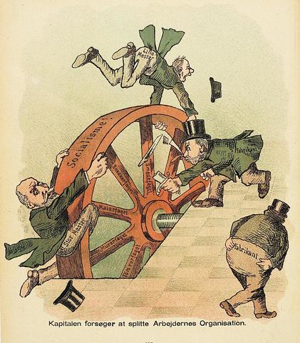 Den socialistiske arbejderbevægelse