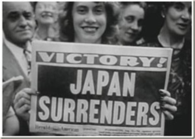 Victory over Japan (VJ) Day