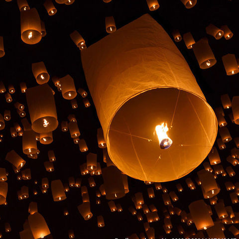The Fire Balloons
