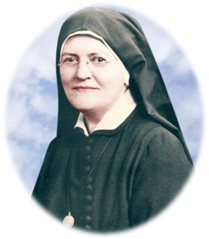 The effect of praying to Mother Mary Theresa Tallon