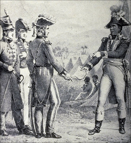 Louverture in Power