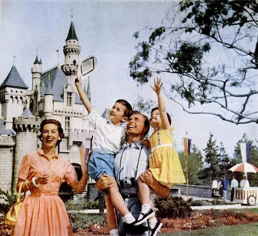 Disneyland is born!