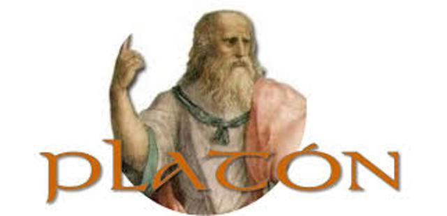 GRECIA- PLATON 427-348 AC