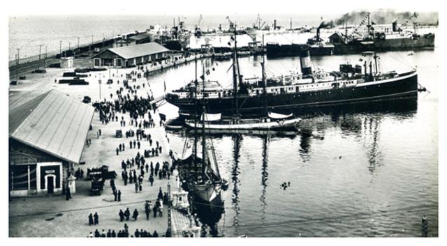 Las tropas nacionales conquistan Menorca