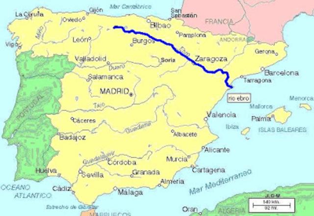 Se inicia la Batalla del Ebro