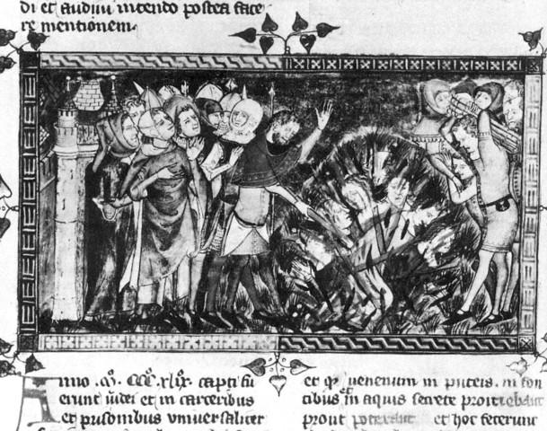 Riot in alexandria