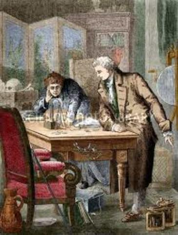 William Nicholson y Anthony Carlisle