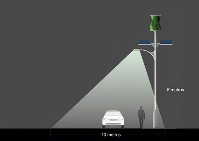 Sistema de iluminación.