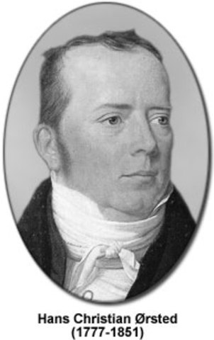 Hans Christian Oested