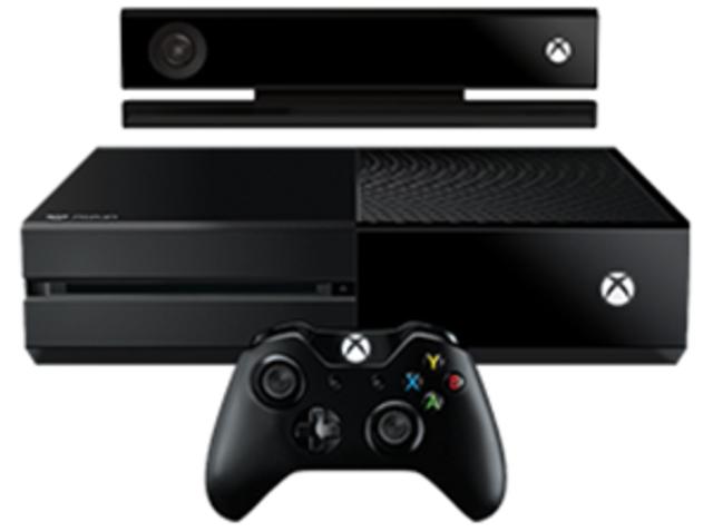 Microsoft XBOX One releases