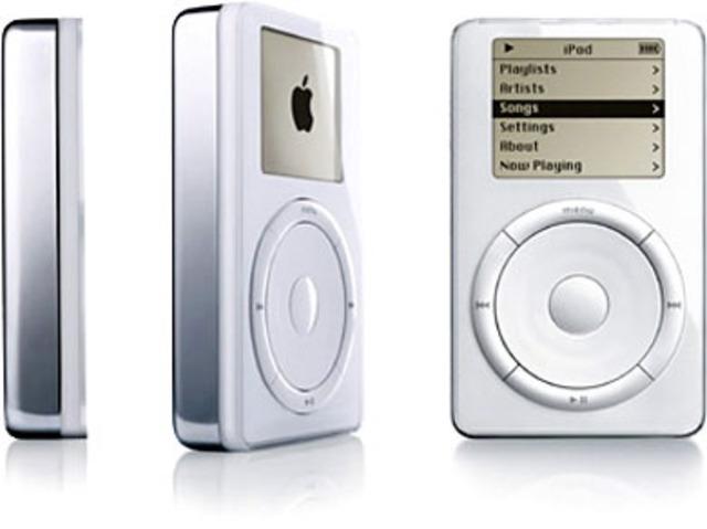 Primeira geração do Ipod