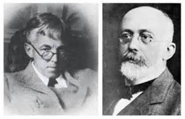 G. H. Hardy y  Wilhelm Weinberg,