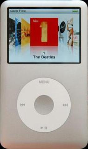Sexta geração do Ipod
