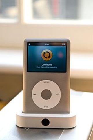 Sétima geração do Ipod