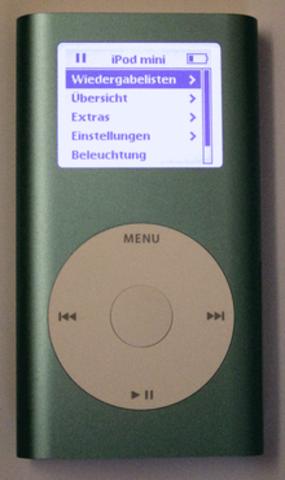 Ipod mini (segundo)