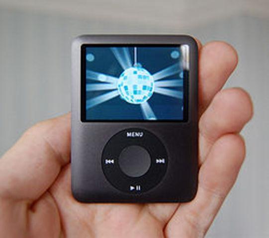 iPod Nano (terceiro)