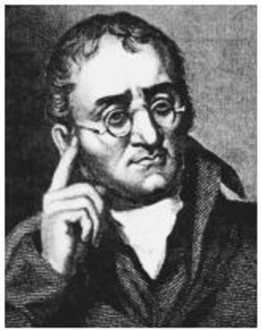 Questioning the structure of atoms- John Dalton