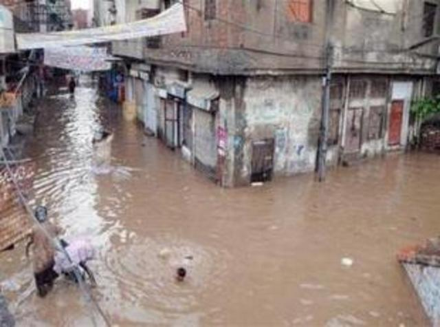 Inundacion Pakistan