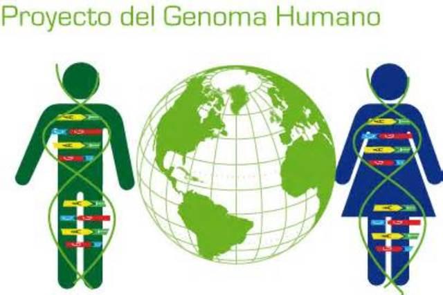 Proyecto Genoma Humano y Celera Genomics