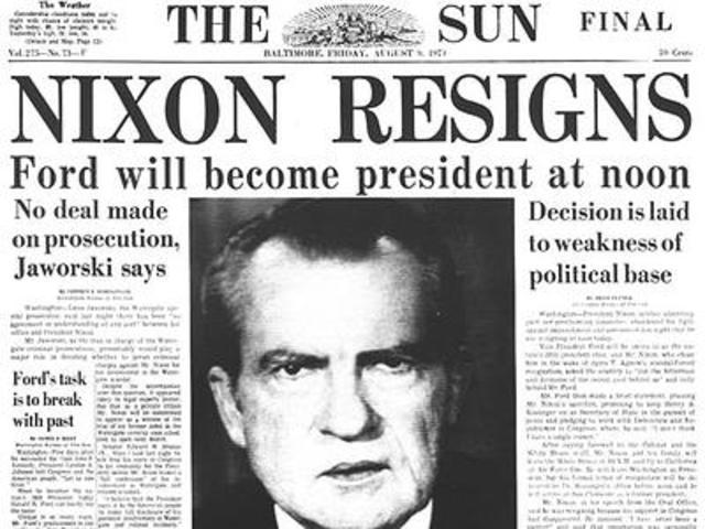 Nixon vs. U.S.