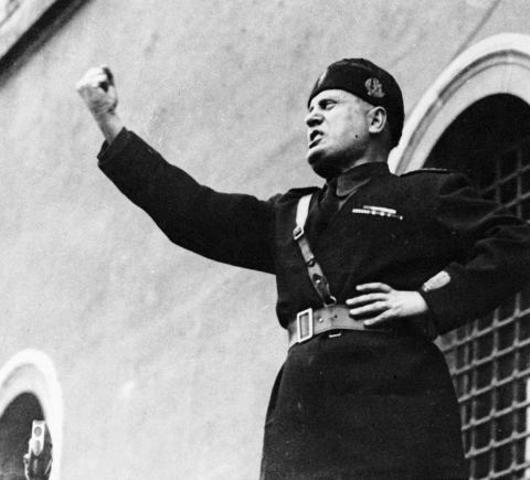 Fascists form in Italy