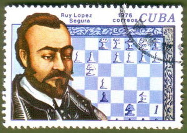 Ruy López de Segura
