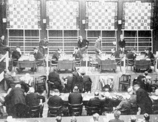 Torneo de AVRO, Holanda,
