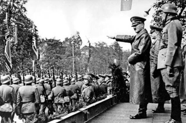 Hitler consolidates power