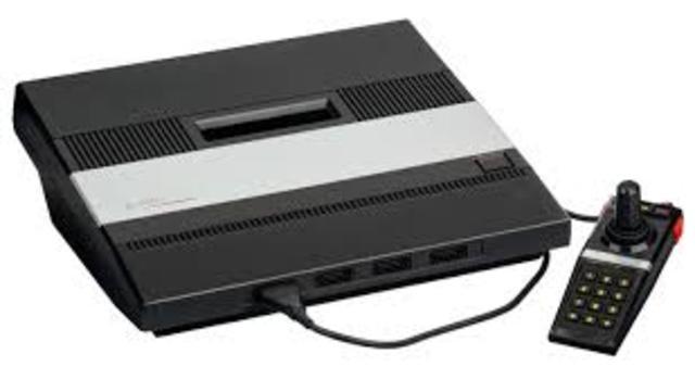 Atari 5200 (segunda generación)