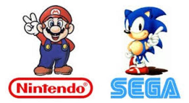 Sega y Nintendo