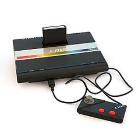 Atari 7800 (tercera generación)
