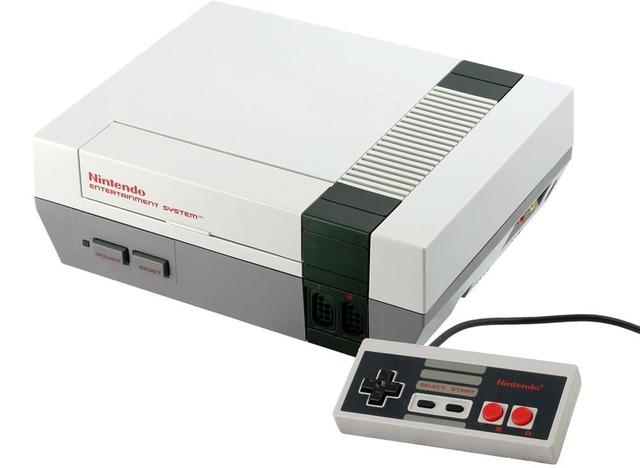 Family Computer/ Nintendo Entertainment System (tercera generación)