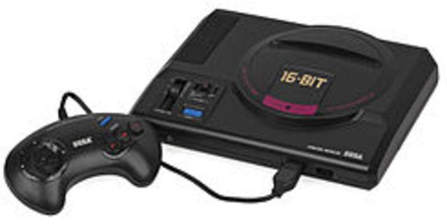 Sega Mega Drive/ Genesis  (cuarta generación)