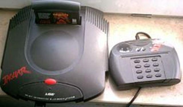 Atari Jaguar (quina generación)