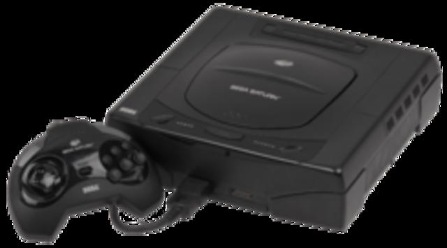Sega Saturn (quinta generación)