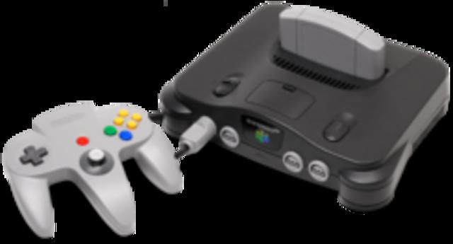 Nintendo 64 (quinta generación)