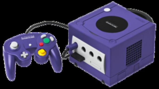 Nintendo GameCube  (sexta generación)