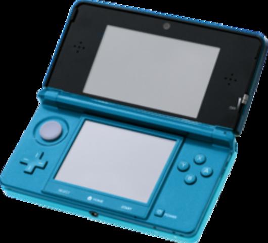 Nintendo 3DS  (octava generación) ACTUALIDAD