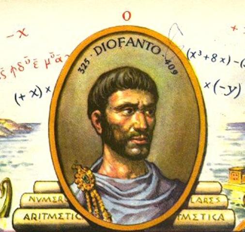 Diofanto de Alejandría