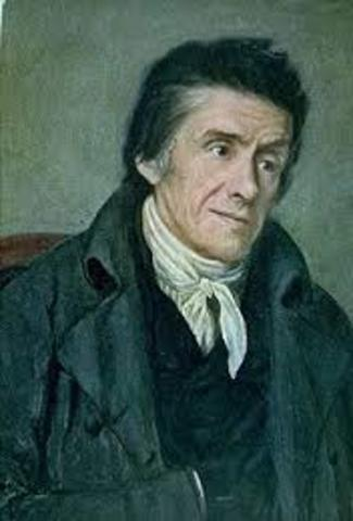 Nacimiento de Johann Heinrich Pestalozzi