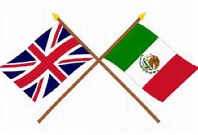 Reanudacion diplomatica entre México y Gran Bretaña
