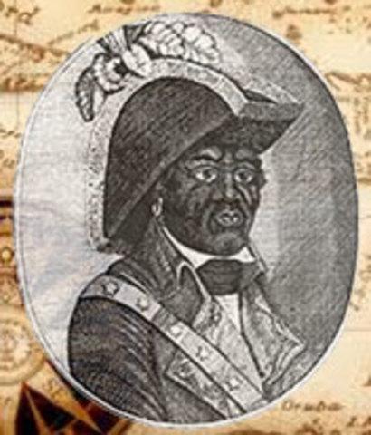 Boukman is killed in battle.
