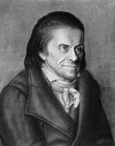 Nace Johann Heinrich Pestalozzi