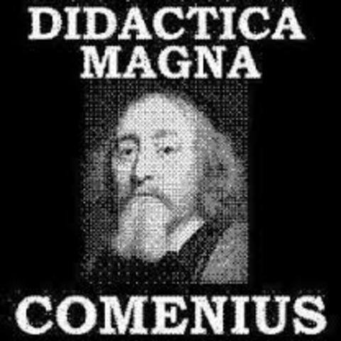 "Comenio publica ""La Didáctica Magna"""