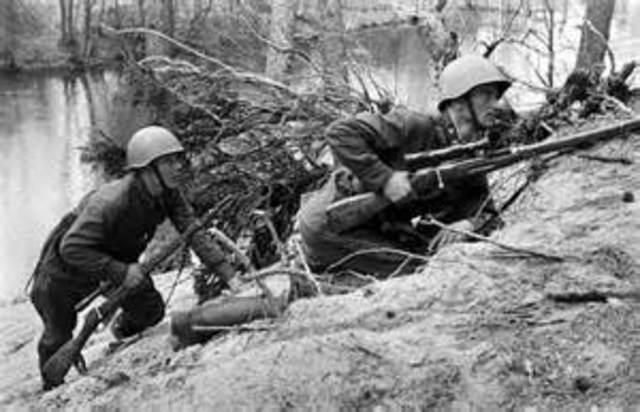 Invasion de Alemania a Polonia y comienzo de la Segunda Guerra Mundial