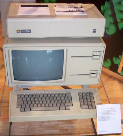 Lisa/Macintosh XL