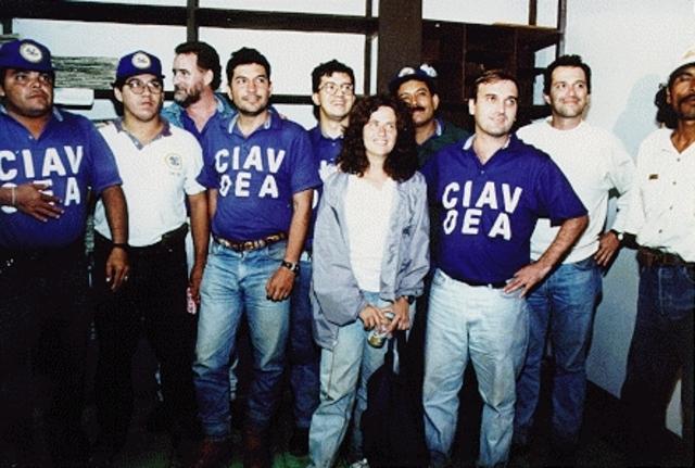 Repatriación de Nicaraguenses por la CIAV