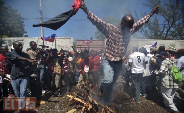 Golpe de Estado - Haití